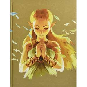 Breath of the Wild Expanded Edition Guide Book - £24.62 @ 365games