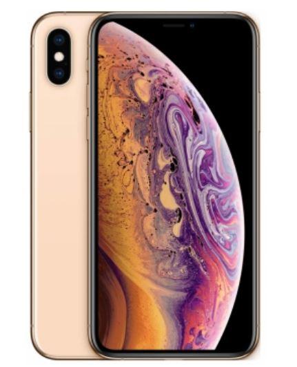 "Apple iPhone Xs Gold 512GB, 5.8"" Screen, IOS, 4G, Unlocked & Sim Free, MT9N2B/A £599.95 + £4.99 at Dealbuyer"