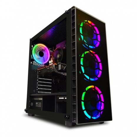 AWD Raider Ryzen 5 2600X, RX 580, 16GB RAM, 240GB SSD Desktop Gaming PC (No OS) £499.99 @ AWD-IT