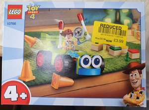 LEGO Toy Story 4 Woody Car £3.99 at Waitrose & Partners Sudbury