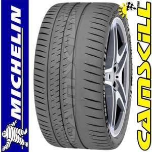 Michelin Tyres - Instant Cashback Promotion - Up to £75 auto cashback @ CamSkill Performance