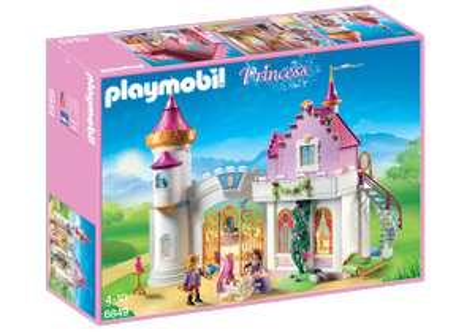 Playmobil 6849 Princess Royal Residence £49.99 - playmobiluk / eBay