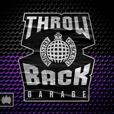 Throwback Garage 3 CDs - £3.99 delivered @ josh-media / eBay