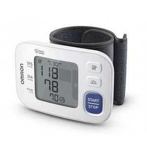 Omron RS4 Automatic Wrist Blood Pressure Monitor £37.32 @ Boots Shop