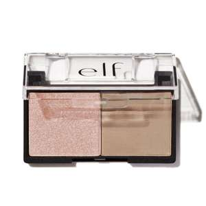 Eyeshadow duo £2.25 @ e.l.f. Cosmetics (£2.95 Postage)
