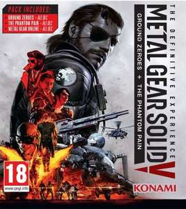 [Steam] Metal Gear Solid V: The Definitive Experience (PC) - £5.12 @ Gamersgate