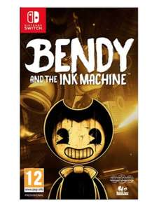 Bendy and the Ink Machine Nintendo Switch - £15.95 delivered @ The Game Collection