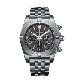 Breitling Chronomat B01 Steel Black-Eye Grey 44 mm Automatic watch £4680 @ Hugh Rice