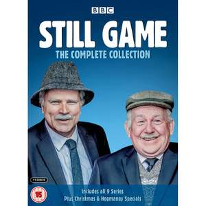 Still Game - The Complete Collection (inc Festive Specials) - £24.99 at iTunes Store