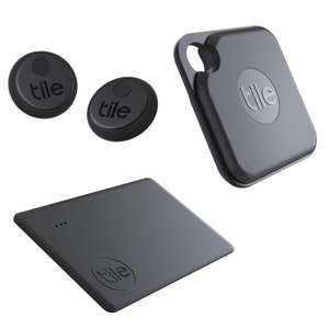 TILE Slim (2020) Bluetooth Tracker £11.97 / TILE Pro (2020) - £11.97 / TILE Stickers x2 (2020) £13.97 delivered @ Currys PC World
