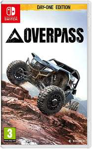 Overpass - Day One Edition - Nintendo Switch £30 delivered at Amazon