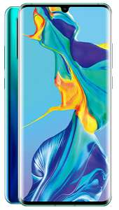 Huawei P30 pro 100gb on Three - £34pm before cashback (£816 total) / £29.50pm after £108 cashback (£708), no upfront cost @ Fonehouse