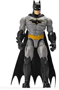 BATMAN, 10-cm Rebirth BATMAN Action Figure with 3 Mystery Accessories, Mission 1 £6.49 (Prime) / £10.98 (non Prime) at Amazon