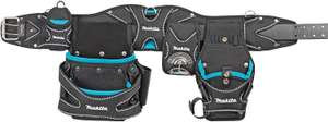 Makita P-71897 Makita P-71897 New Blue Super Heavy Weight Champion Belt Set 1 Black - £30.99 delivered at Amazon