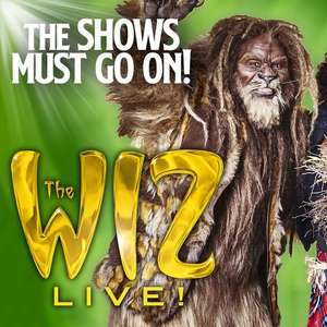 The Wiz - Free Streaming On Youtube - On 12/06 (48 hours only) at The Shows Must Go On!