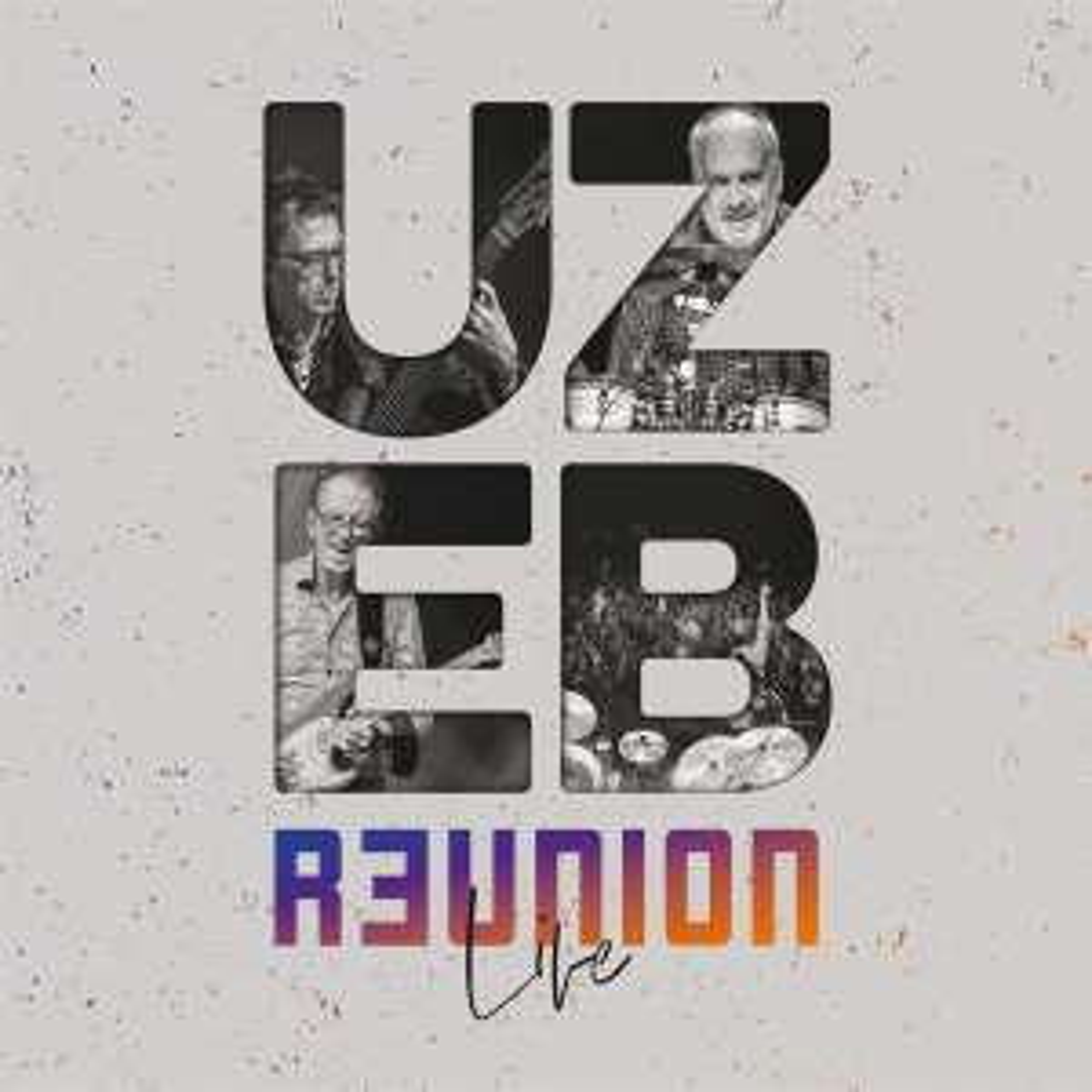 Uzeb - R3union Live 2 x LP Vinyl - £4.70 Prime / £7.69 non-Prime @ Amazon