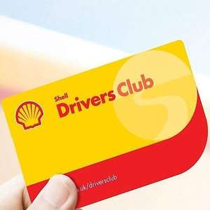 Buy Any Shell Fuel get 3p off per litre - Shell+ club members on app