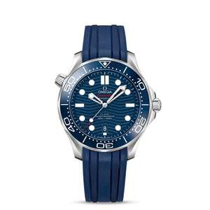 Omega Seamaster Diver 300 Co-Axial Master Chronometer watch 21032422003001 - £3128 at Leonard Dews