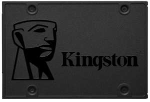 Kingston SSD A400 Solid State Drive 2.5 inch SATA 3 - 480 GB - £49.98 @ Amazon (960 GB for £91.02)
