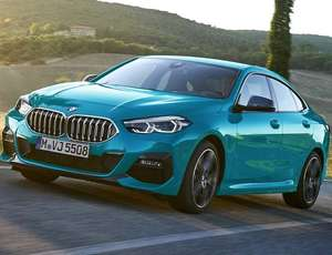 BMW 2 Series Gran Coupe (2020)- Auto 4 door - 36m Lease - 8k miles p/a - £279.03pm + 1,674.15 + £199 admin = £11,914.23 @ Select Car Leasing