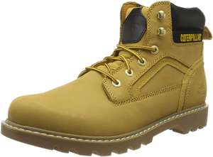 Size 8 only - Caterpillar Men's Stickshift Boots - £31.26 delivered at Amazon