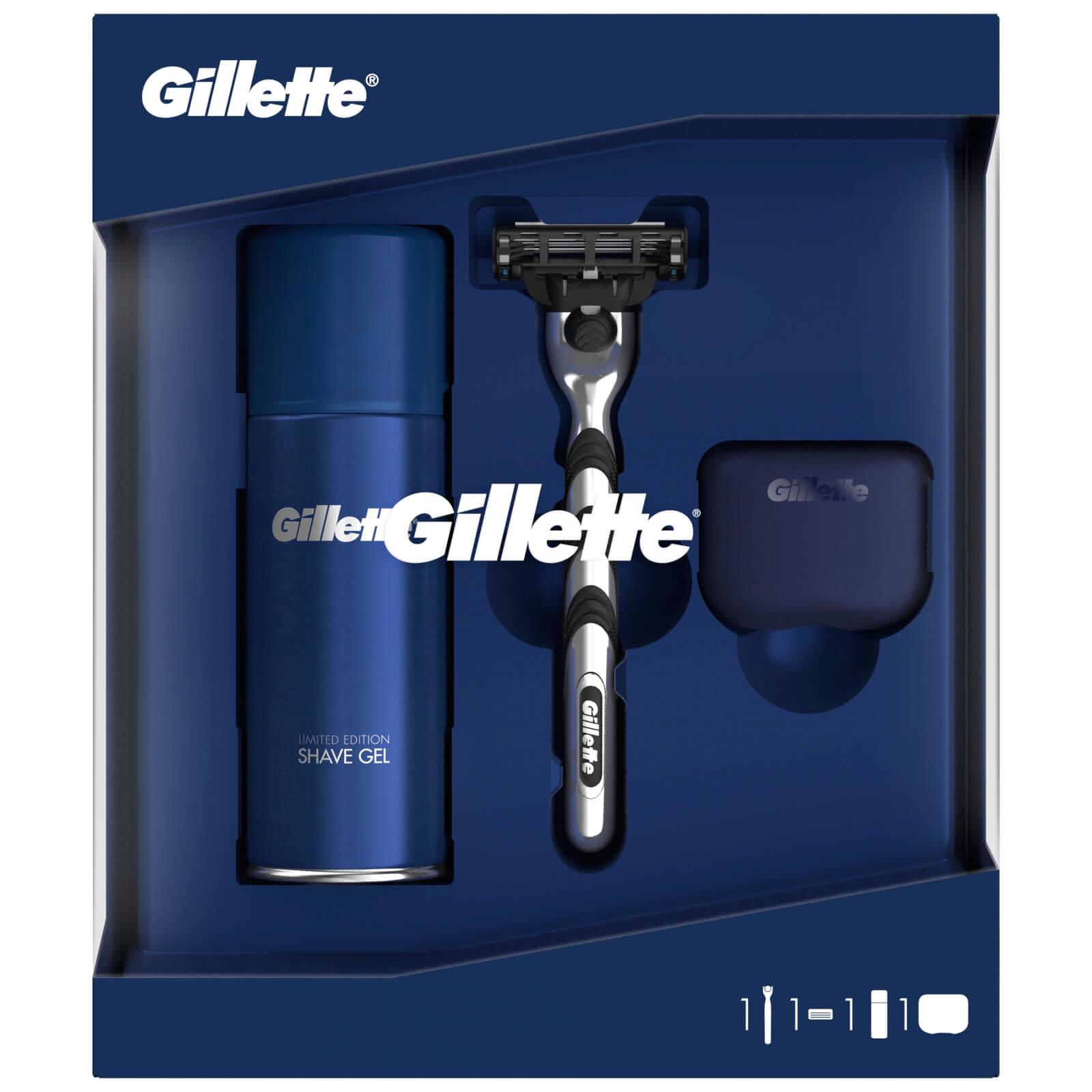 Gillette Mach3 Razor Gift Set £2.99 delivered with code @ Gillete Shop