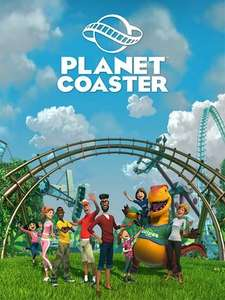 [Steam] Planet Coaster - £6.39 - Eneba/GamesStars