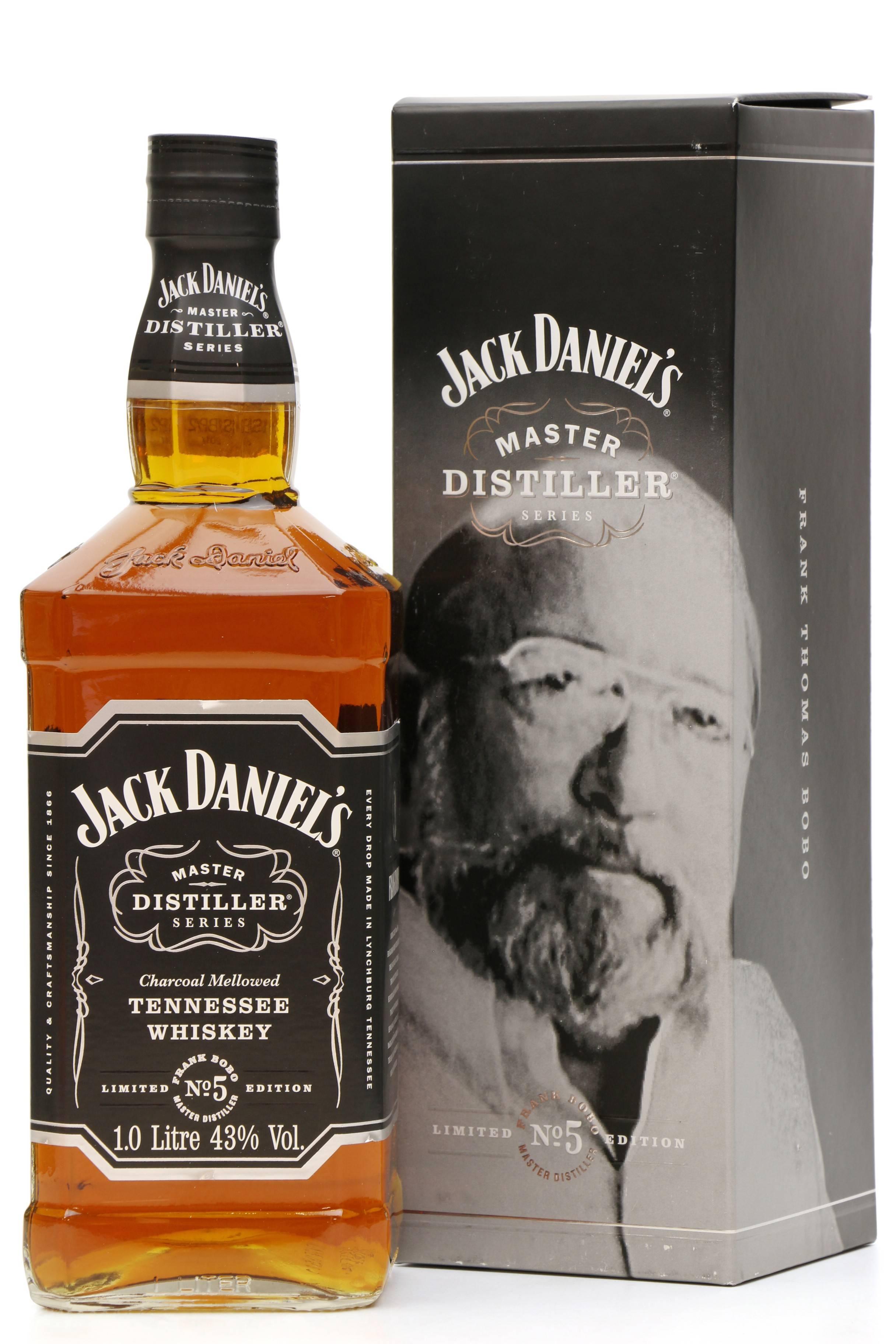 Jack Daniels master distiller no.5 £15.40 at Tesco Ballymena