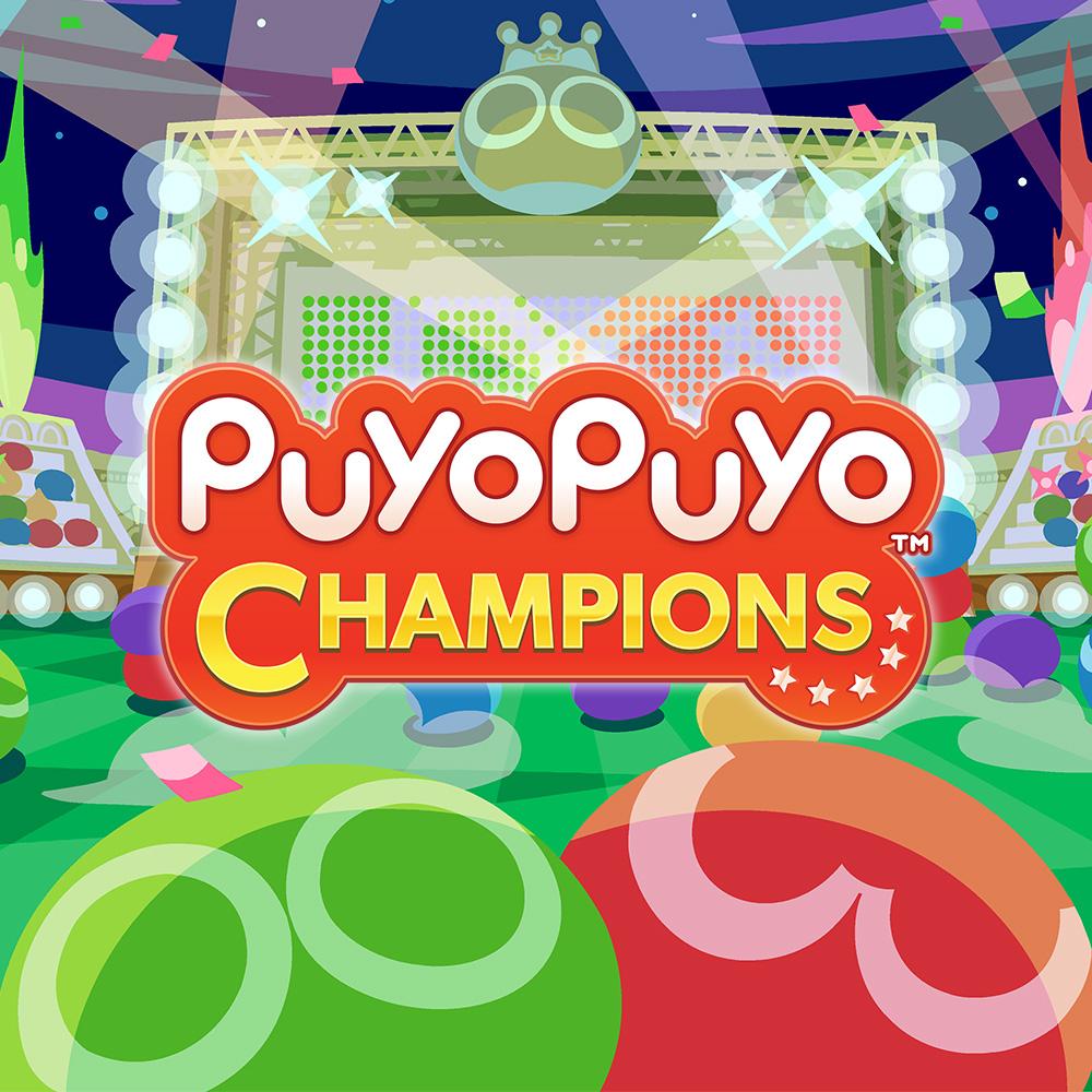 Puyo puyo championships on switch £3.19 on Nintendo Store