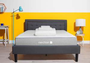 £250 Off Any Mattress + 2 Free Pillows + Free Delivery at nectarsleep
