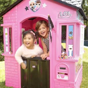 Little Tikes LOL Surprise Cottage Playhouse £97.49 @ Adventure Toys