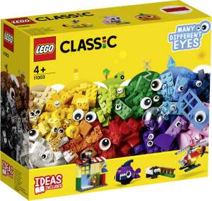 Lego 11003 £12 at Tesco Goodmayes