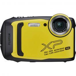 FinePix XP140 Refurbished Tough Compact Waterproof Camera - Yellow, Green & Blue - £99 + £3.99 Delivery - Fujifilm Shop