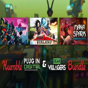 Plug-In Digital & Dear Villagers Bundle - From £1 - Humble Store