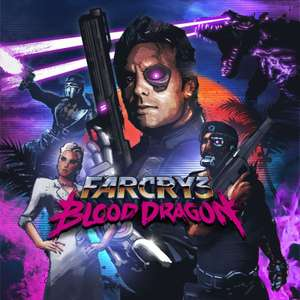Far Cry 3: Blood Dragon (PC/uPlay) £1.15 @ Instant Gaming