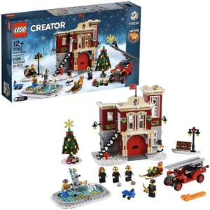 Lego 10263 Winter Village Fire Station £70.28 incl. delivery at Amazon Germany