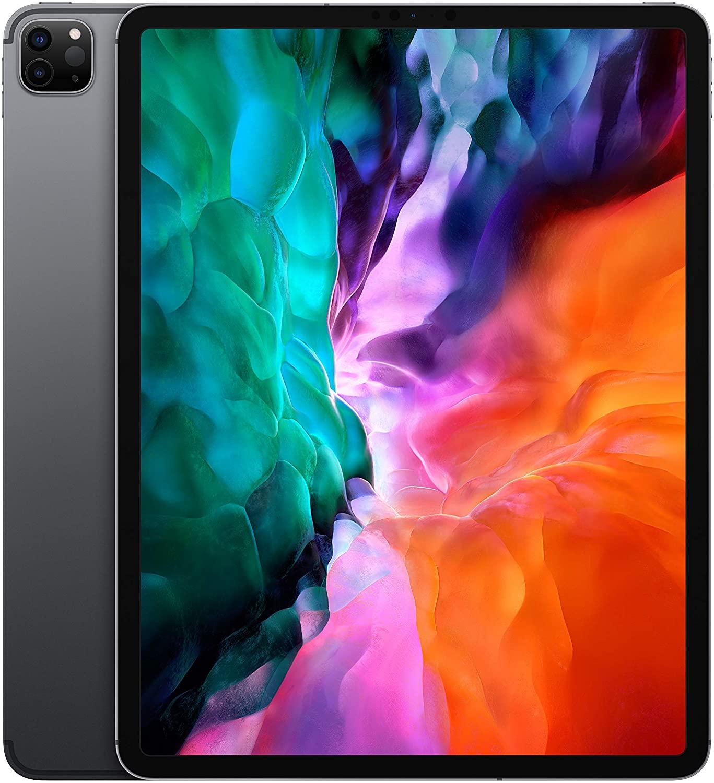 Apple iPad Pro (12.9-inch, Wi-Fi + Cellular, 1TB) - Space Gray (4th Generation) 2020 model £1561.38 @ Amazon