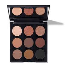 9 pan eye-shadow palettes half price - From £6 (+£5 Postage) @ Morphe