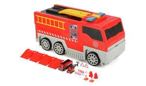 Chad Valley Folding Lights and Sounds Fire Truck Playset £20 at Argos deals