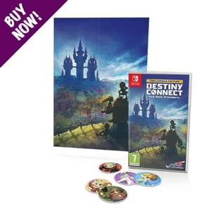 Destiny Connect: Tick-Tock Travelers - Time Capsule Edition - Nintendo Switch £20.48 delivered @ NISA Europe