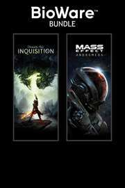 (Xbox One) The BioWare Bundle (Mass Effect: Andromeda - Deluxe Recruit Ed. + Dragon Age: Inquisition - GOTY) £10.99 @ Microsoft Store