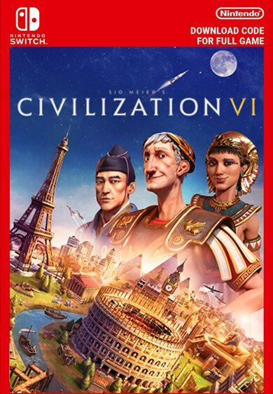 [Nintendo Switch] Sid Meier's Civilization VI - £13.18 - Eneba/GamesFederation