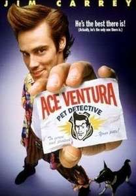 Ace Ventura: Pet Detective £3.99 @ iTunes