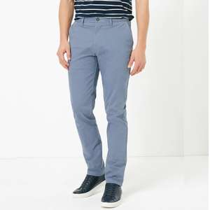 Men's Slim Fit Stretch Chinos in 6 colours now £9.00 + Free Click & Collect @ Marks & Spencer (more in post)
