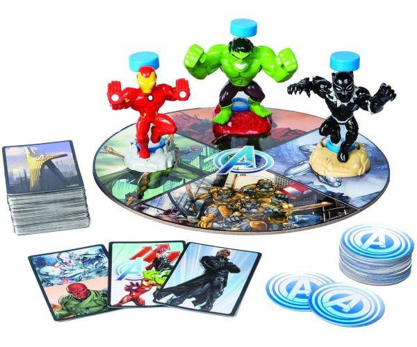 Marvel's Avengers Hero Rush Board Game £4.99 delivered @ Bargainmax