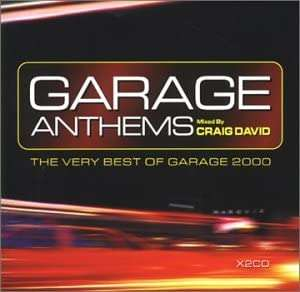 Garage Anthems: The Very Best of Garage 2000 2 x CD (Used) £1.79 (or 2 for £3) @ Music Magpie