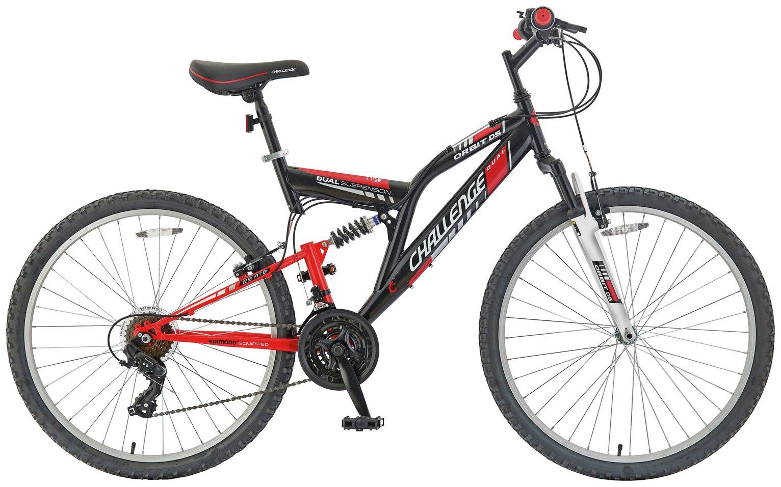 Challenge Orbit 26 inch Wheel Size Mens Mountain Bike - £133.94 Delivered @ Argos