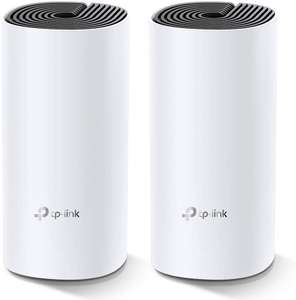 TP-Link Deco M4 Whole Home Mesh Wi-Fi System 2 pack - £75.23 @ Amazon