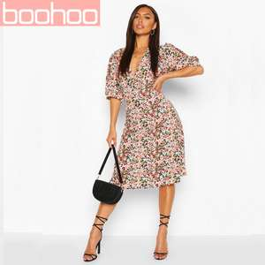 Up to 70% Off Summer Sale + 70% Off Sale section + Free Delivery on all orders @ boohoo