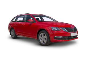 Skoda Octavia Diesel Estate 1.6 TDI SE Technology 5dr total cost is £5,171.76 Car Leasing & Contract Hire